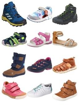 Branding Detská obuv - Veľká kvalita! A / b-ware