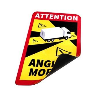 Magnet Sticker Magn France Dead Fields 1 Piece Tir