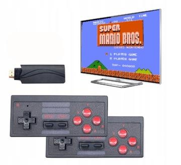 Retro HD 4K 568 hry 2 konzoly