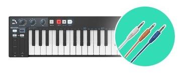 Arturia Keystep Control klávesnica + 3 CV káble