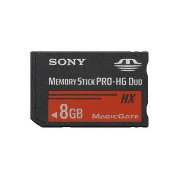 Sony Memory Stick PRO HG DUO HX 8GB Trieda 4