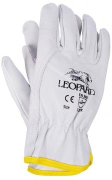 Pracovné rukavice Rukavice Kožená kožená koža