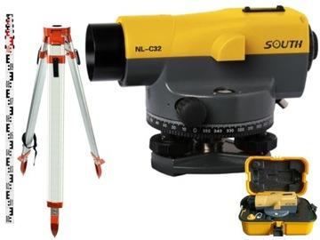 South NL-32 Optická úroveň + PATCH TRIPOOD 5M SET