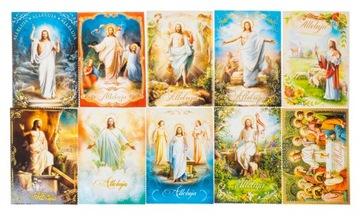 10x pohľadnice Veľkonočné karty pre Vianoce P.JEZUS