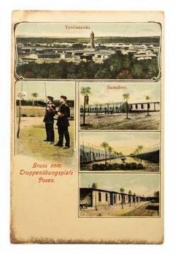 Biedrasko Barracks Soldiers Tower Chints 1908