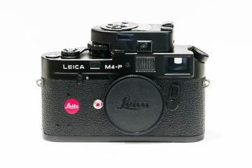 Leica M4-P + Leica Meter MR Light Meter