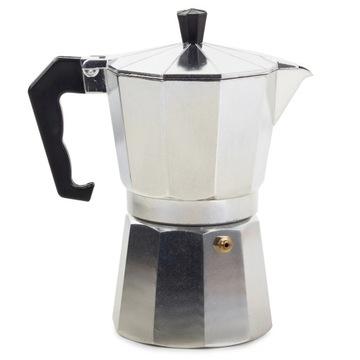 Kávovar Kávová pivovačka 6 Káva 300ml hliník