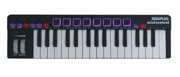 MIDIPLUS- MINICONTROL - Klávesnica USB