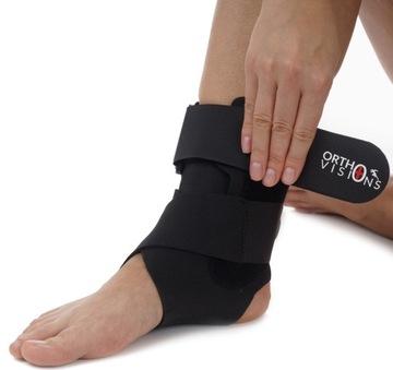 Ankle Pond Orthóza Stabilizátor nohy a členok