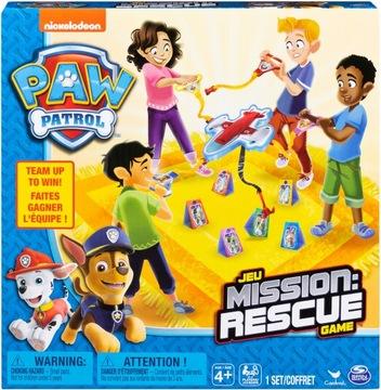 Pes hliadka Sociálna hra Rescue Mission