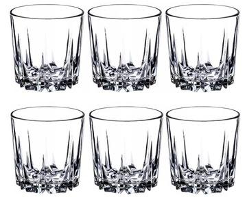Nastavená sada 6 okuliarov Pasabahce Drinks 300ml