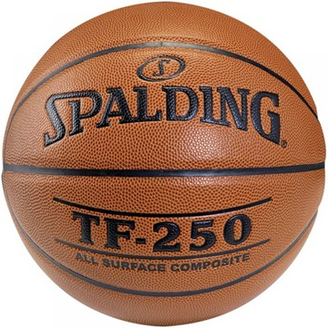 Basketbalový loptu Spalding TF-250 Indoor / Outdoor