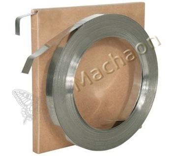 Páska z nerezovej ocele 10x0,4 mm 30 MB