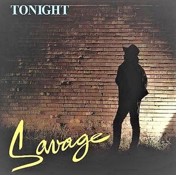 Savage - Tonight 2017 album 12 '' Taliansko-diskotéka