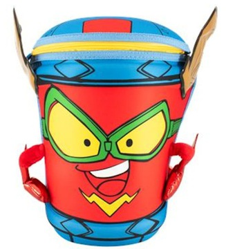 CHARAKTER BATOHU SUPER ZINGS SCHOOL KID FURY 16L