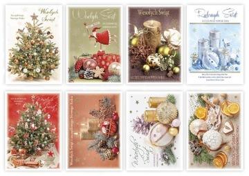 X10ks pohľadnice vianočné priania náboženské