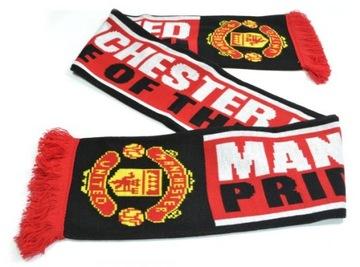 Manchester United Scarf pre pôvodného ventilátora