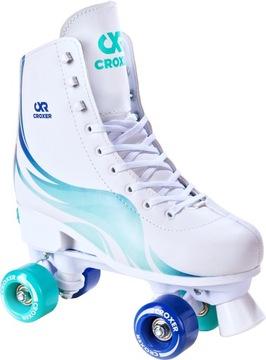 Klasické nastaviteľné korčule Croxer Evita 31-34
