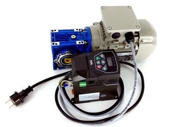 Prevodový motor 0.75KW Inverter 230V