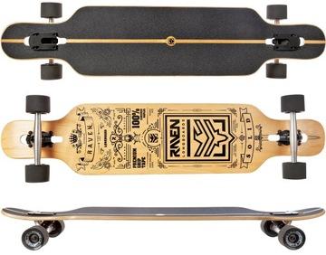 Skateboard Longboard Raven Solid ABEC9