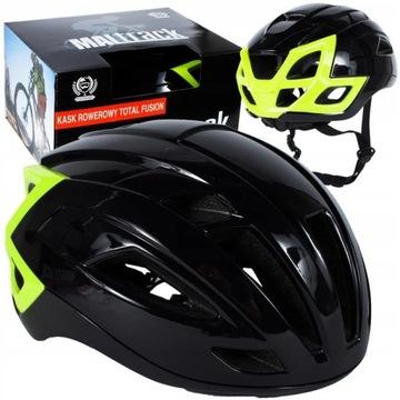 Cyklistická helma univerzálna celková fúzia