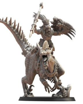 EZOCAMTL General na Dilofosaurus - Lost Kingdom