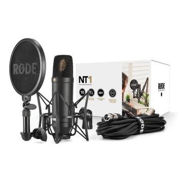 Rode NT1 Kit - Vokálne nahrávky