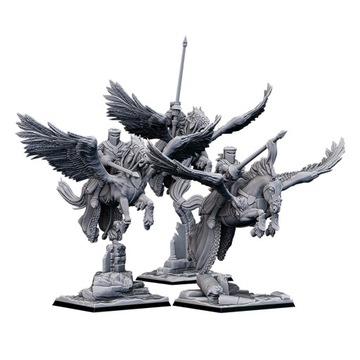 Pegasus Knights - Bretonnia - Miniatúry Highlands