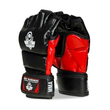R.L MMA Rukavice - na vrece - BUSHIDO - E1V3 -