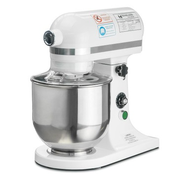 Kuchynský robot pre krémy planetárne 7L