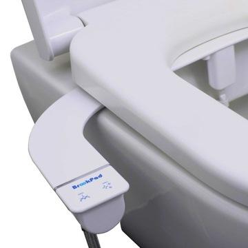 Vankúš na umývanie WC s bidetovou funkciou EcoSplash250S