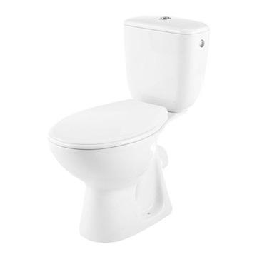 Úroveň úrovne WC úrovne WC Misa Fluid Board 3/6L