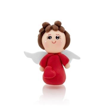 Anjel Srdce darček Valentína