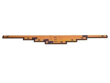 SADA 4-ÚROVNE 40 80 120 200 cm ALU MAGNETICKÁ