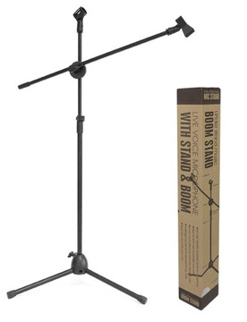 Statíčkový mikrofón stojan na rukoväte mikrofónu 2