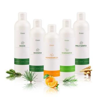 Olejové vône na saunu 5 AROMAS