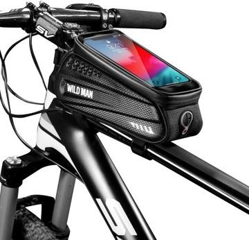 Vodotesný bicykel Sakowe Frame Telephone Wild Man