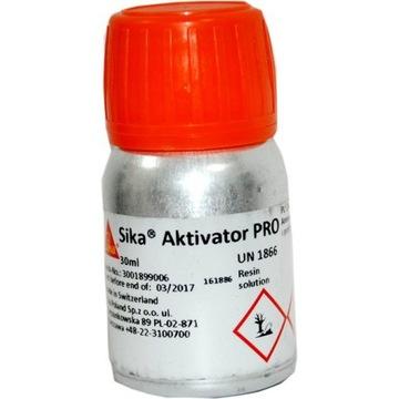 Sika Aktivátor 100 Fľaša 30ml aktivátor