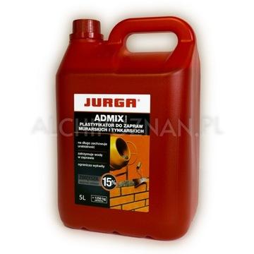Plastifikátor pre omietky 5L JURG