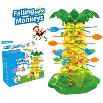 Rodinná arkádová hra Padajúce opice