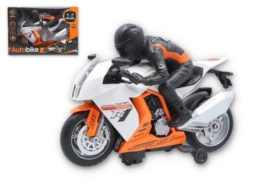 Zvukový signál motocykla motocykla 6m