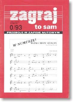 Poznámky klávesnice Hrať túto SAM - č. 0/1993 (001)