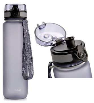 Športová fľaša Meteor Fľaša na vodu 1000 ml