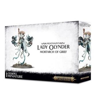 Lady olynder, morcha smútku Warhammer Sigmar