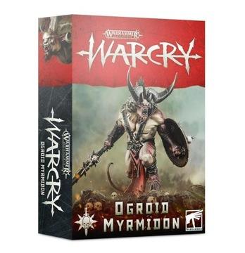 Warcry - Myrmidon Bog - Box Nový, vo fólii