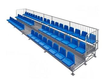 Športové tribuny - Štadión Tribus - Prostar
