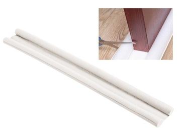 Penové tesnenie proti prievanu pod dverami okna
