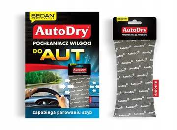 AutoDry - sušidlo - vysušte svoje AUTO!