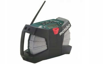 Rádio nabíjačka METABO 10,8 V RC12 POWERMAXX