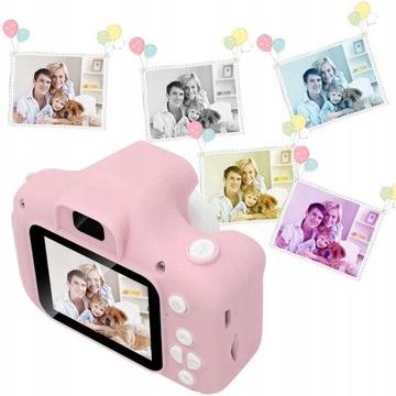 Fotoaparát pre deti Mini